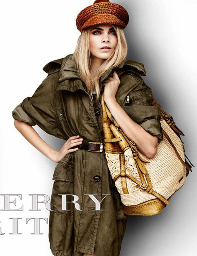 Burberry Brit SS12