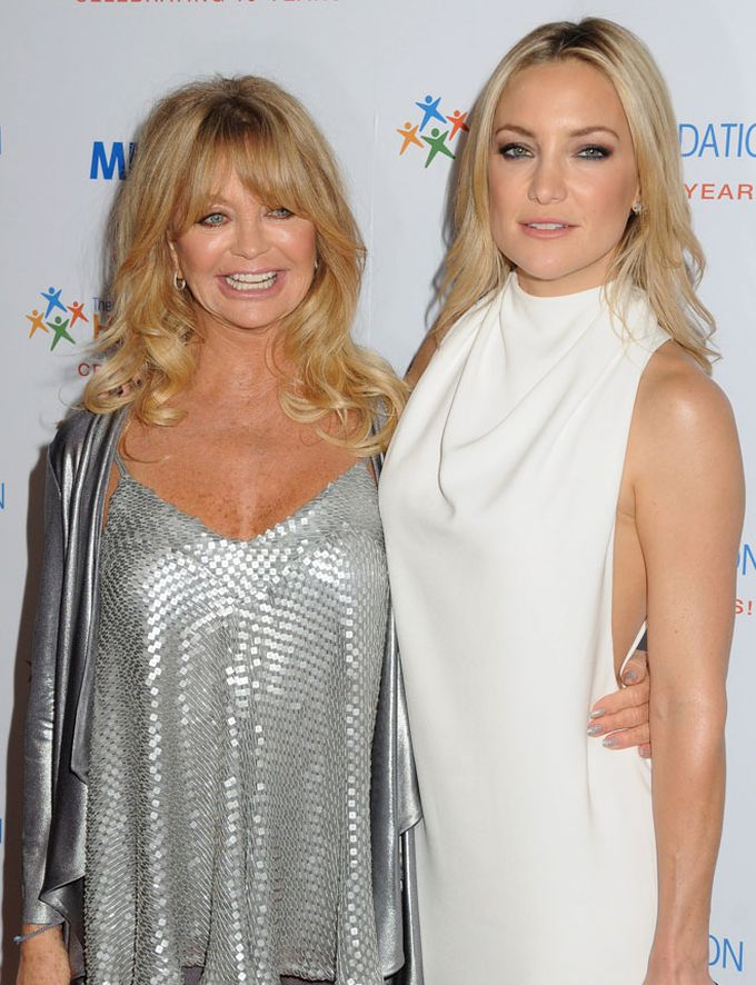 Goldie Hawn y Kate Hudson