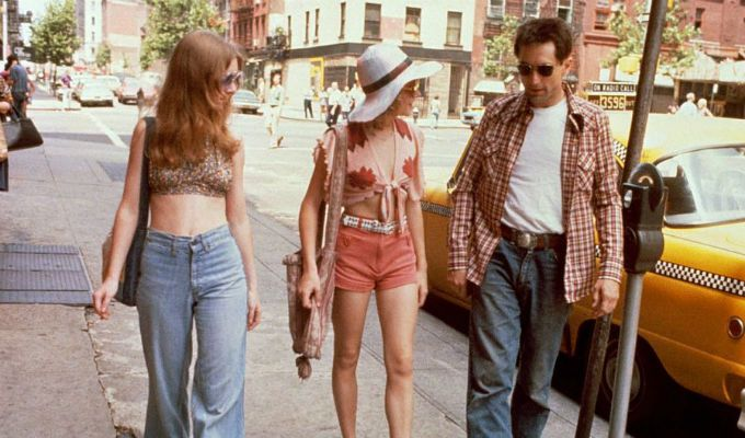 Taxi driver (1976)