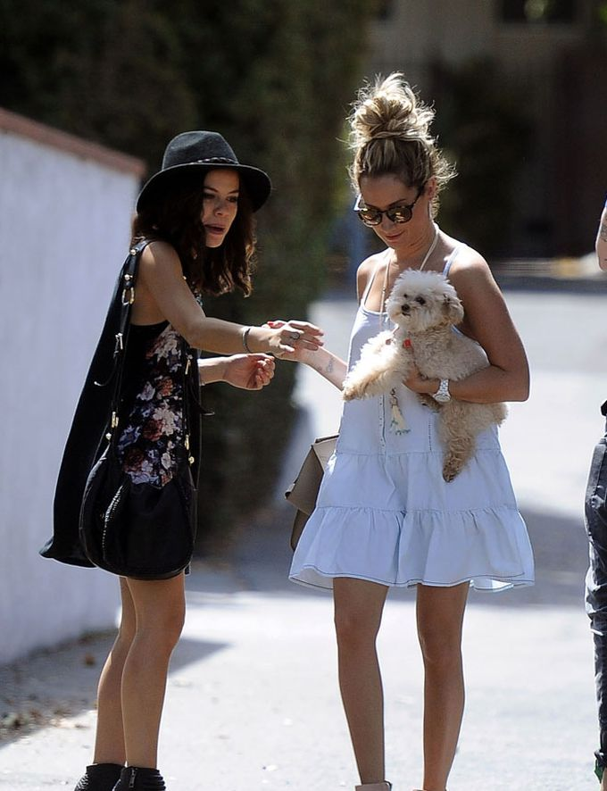 Ashley Tisdale y Maui