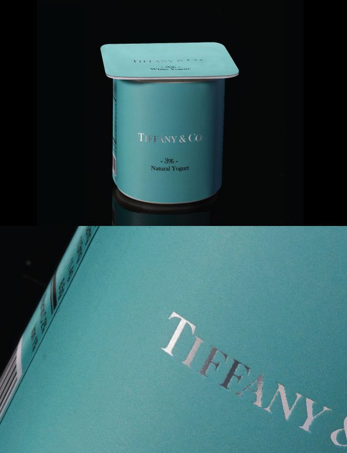 Yogur de Tiffany&Co.