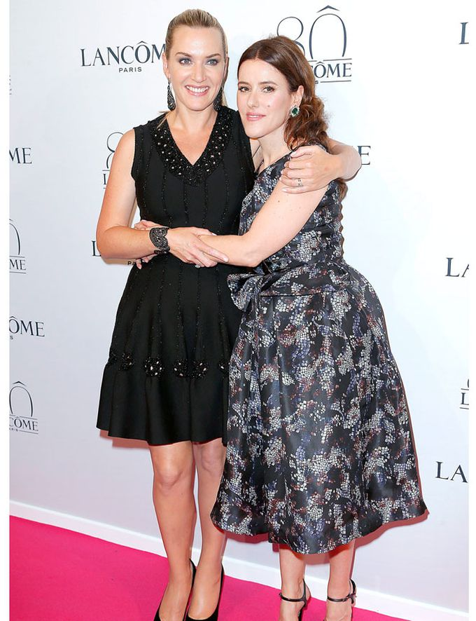 Kate Winslet y Lisa Eldridge