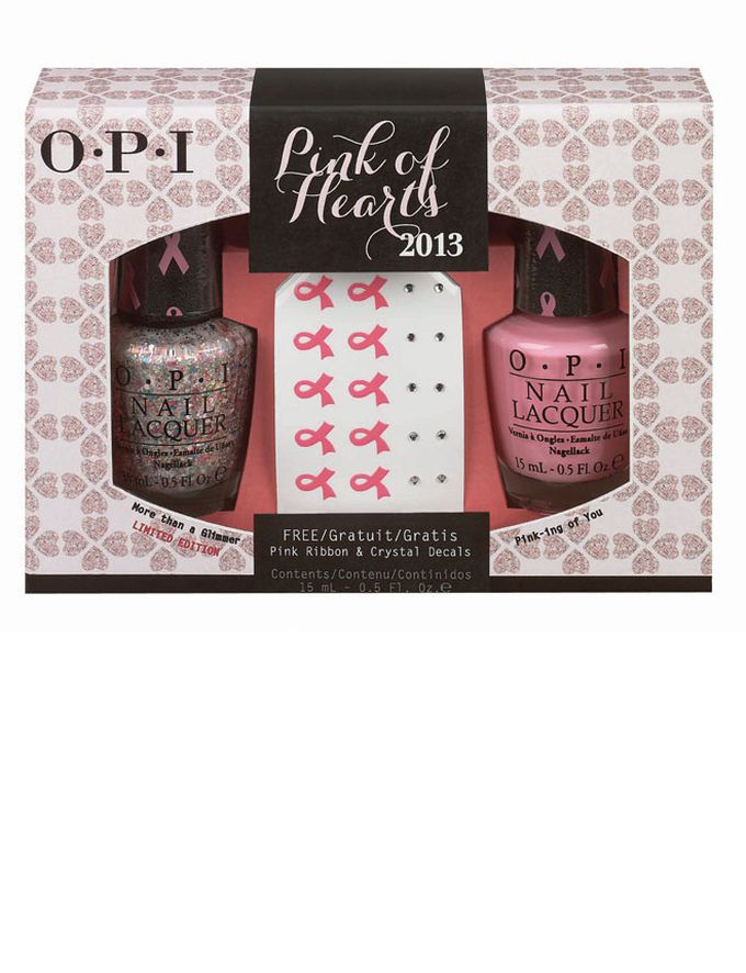 Pink of Hearts de OPI