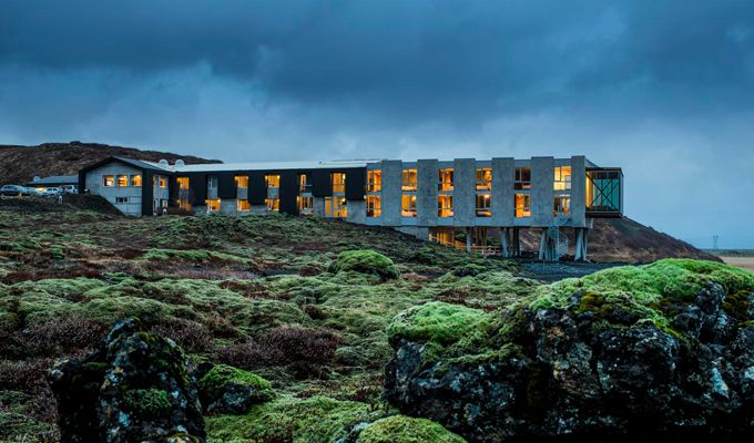 Ion Luxury Adventure Hotel (Islandia)