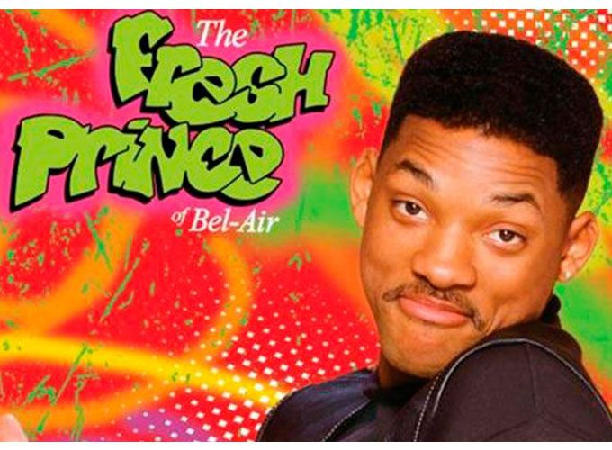 Will Smith, el Príncipe de Bel Air