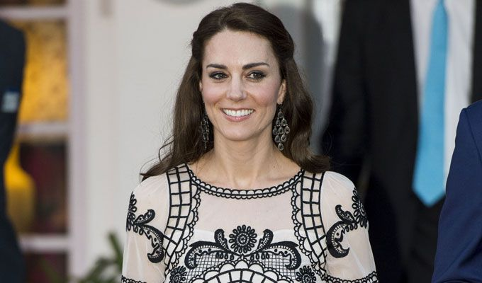 El secreto de la figura de Kate Middleton