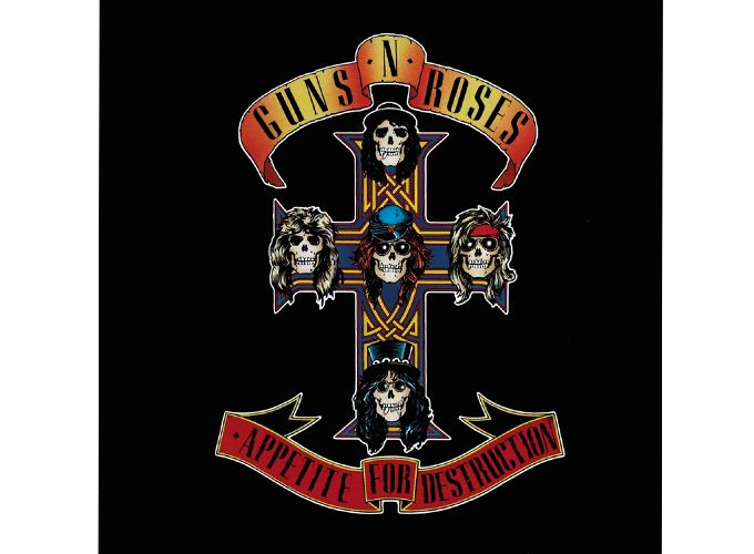 Guns N' Roses - 'Sweet Child O' Mine'
