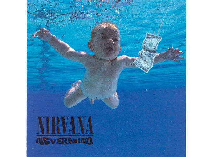 Nirvana - 'Smells Like Teen Spirit'