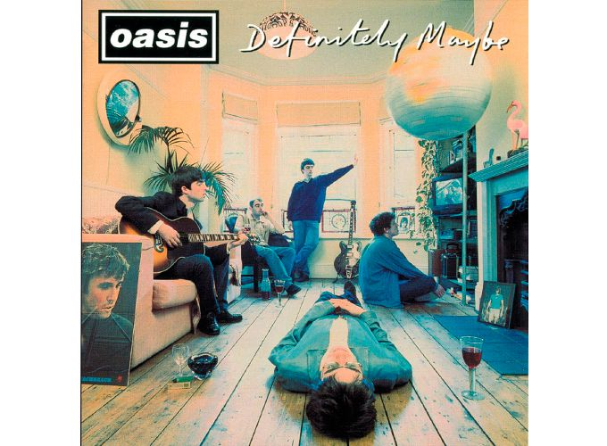 Oasis - 'Supersonic'
