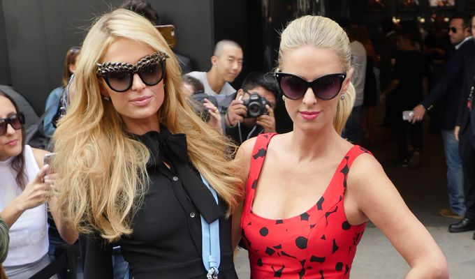 Paris y Nicky Hilton