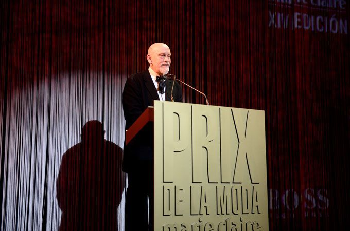 John Malkovich, PRIX Best International Icon.