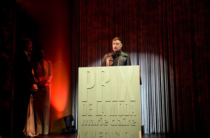 Roberto Diz, PRIX Best National Designer.