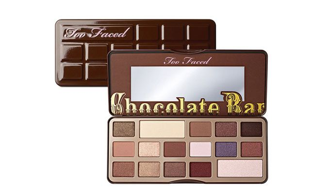 Paleta de sombras Chocolate Bar, de Too Faced