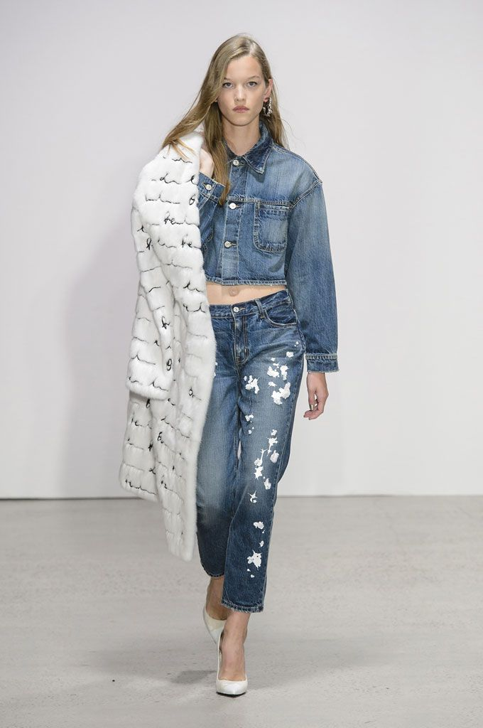 Óscar de la Renta Primavera Verano 2018, New York Fashion Week
