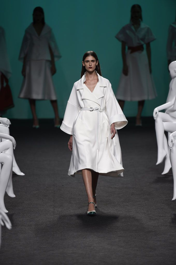 Ulises Mérida Mérida Primavera Verano 2018. Mercedes Benz- Fashion Week Madrid