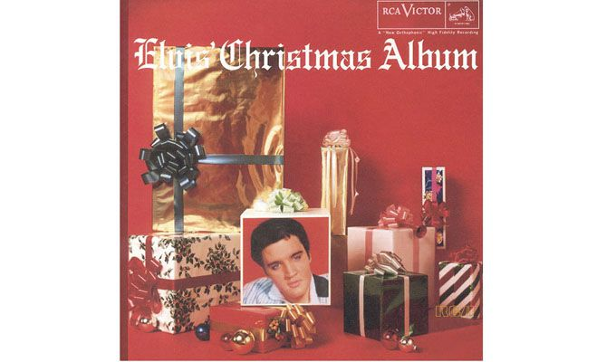 Blue Christmas - Elvis Presley (1957)