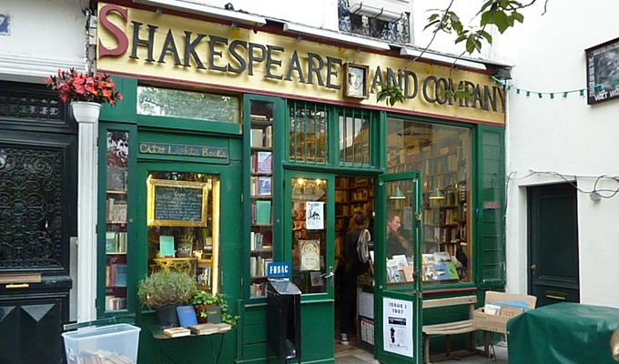 Shakespeare and Company (París)
