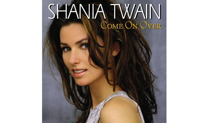 Man! I feel like a woman! - Shania Twain (1997)