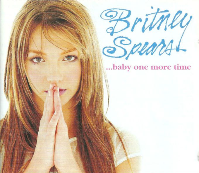 1. Britney Spears - Baby One More Time
