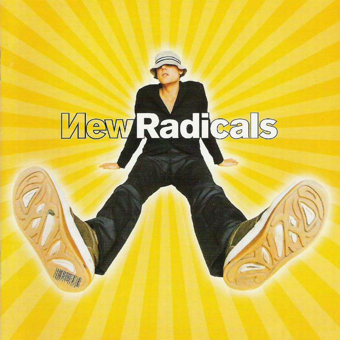 2. New Radicals - You Get What You Give