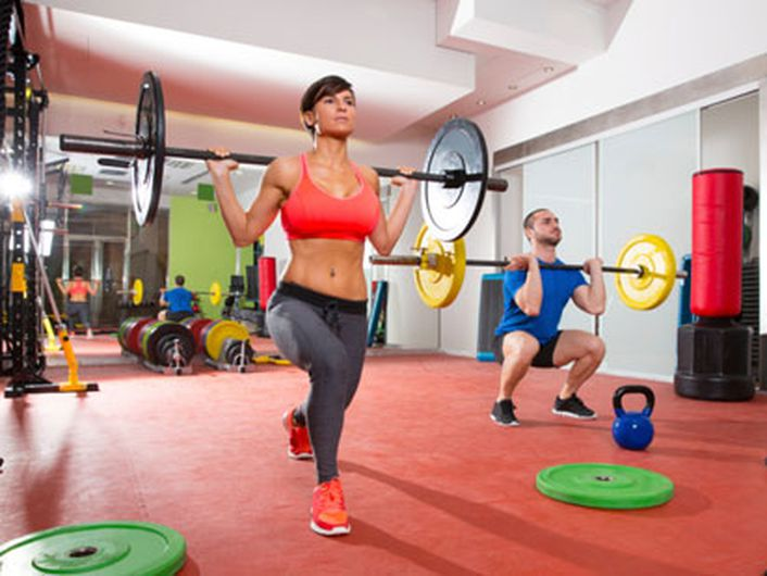 Crossfit, intenso y completo