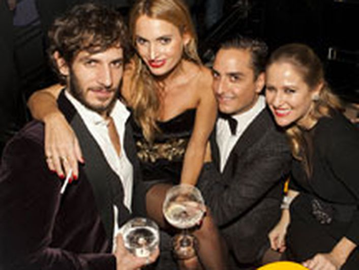 After party en los Prix de la Moda 2013