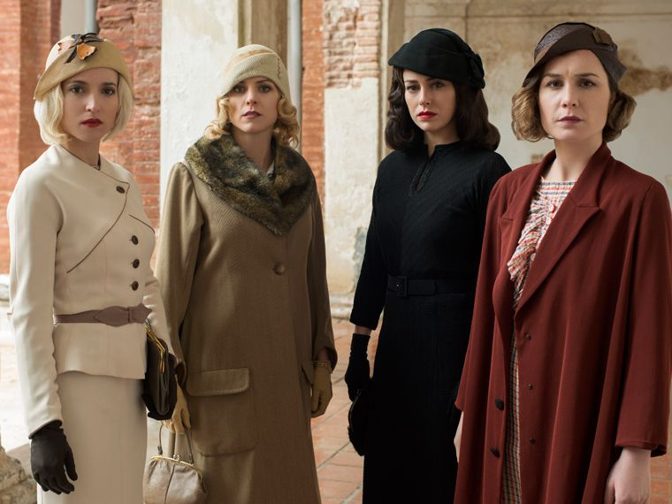 CHICAS CABLE INT