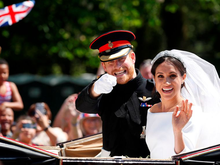 Principe Harry, Meghan