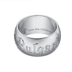 Bulgari colabora con Save the Children