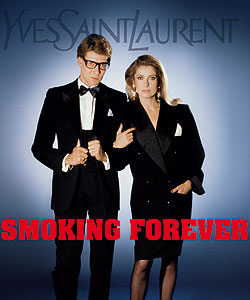 Muere Yves Saint-Laurent