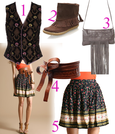 eShopping Tendencias Otoño: neo folk