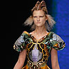 Alexander McQueen Paris Fashion Week