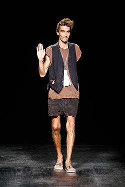 Alberto Tous en Cibeles Madrid Fashion Week