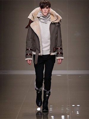 burberry milan fashion week