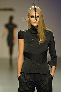 Desfile Cibeles Madrid Fashion Week: Toni Francesc