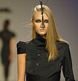 Desfile Pasarela Cibeles Madrod Fashion Week: Toni Francesc