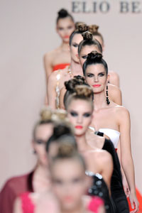Desfiles Cibeles Madrid Fashion Week: Elio Berhnayer