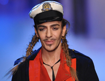 Dior despide a Galliano