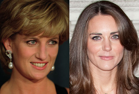 Kate Middleton Vs Lady Di