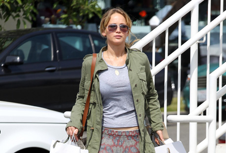 Consigue el look de Jennifer Lawrence