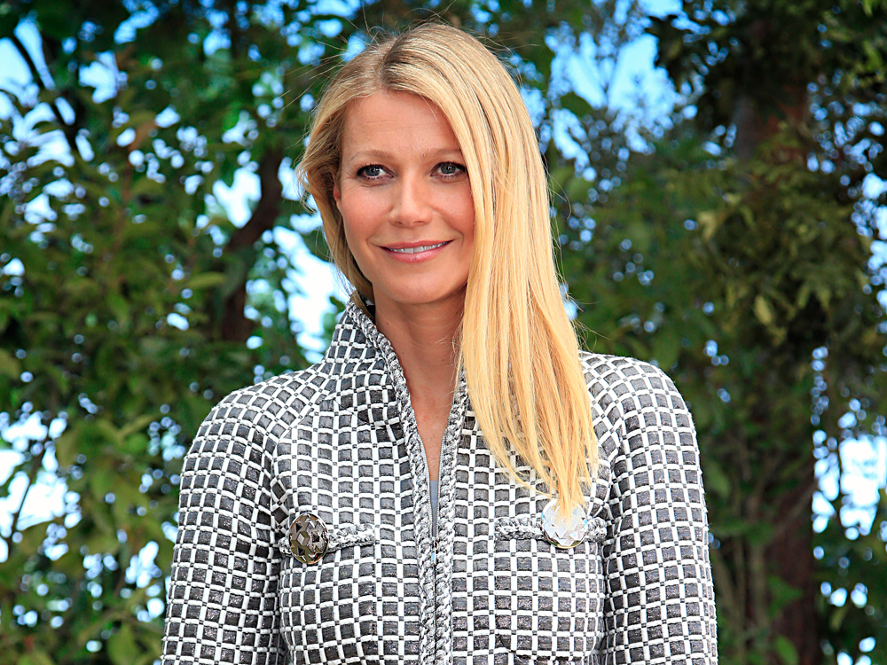 Gwyneth Paltrow, bella a base de picaduras de abeja