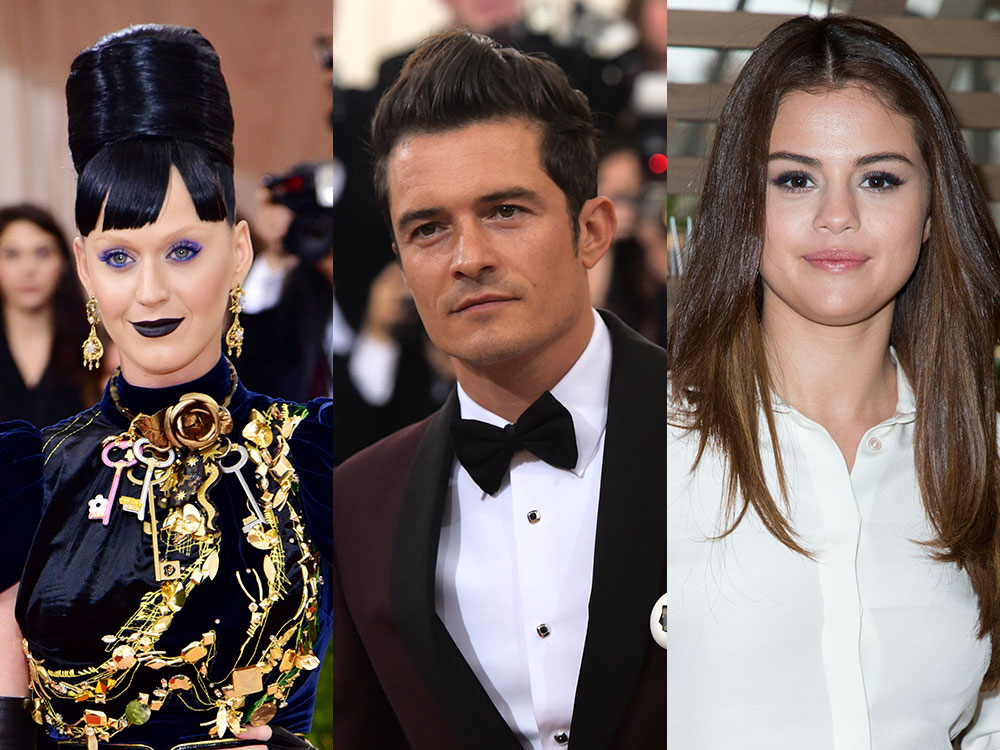 ¿Ha engañado Orlando Bloom a Katy Perry con Selena Gómez?