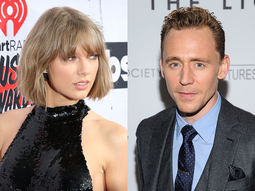 Ella predijo el noviazgo entre Taylor Swift y Tom Hiddleston