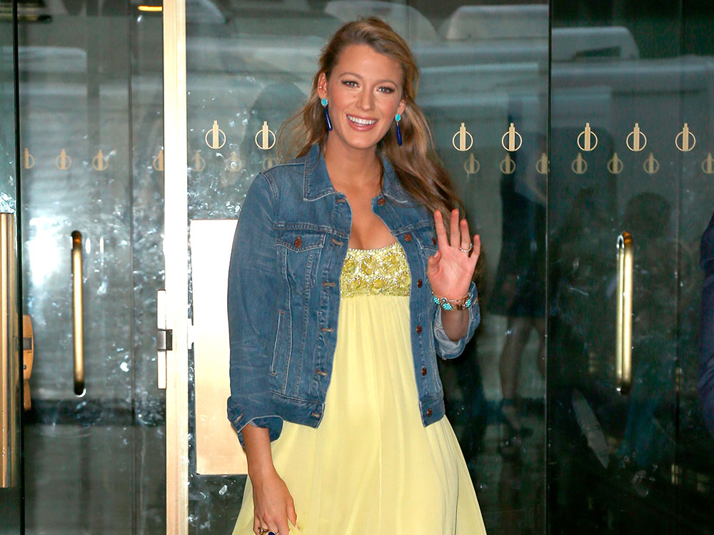 Blake Lively consigue lo imposible