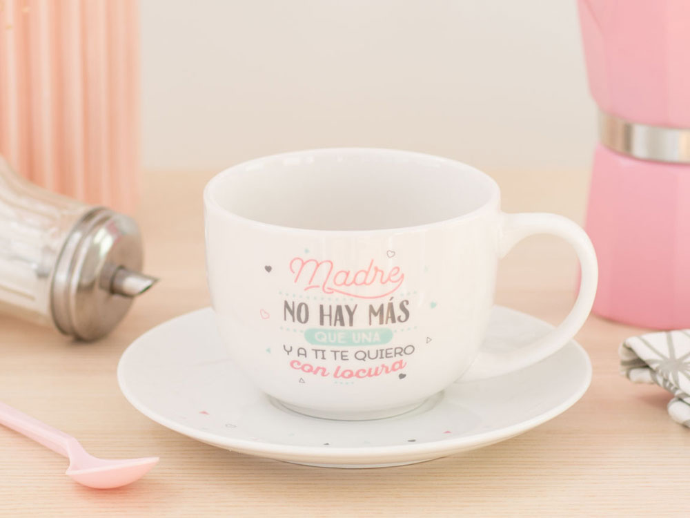Felicita a tu madre con Mr.Wonderful