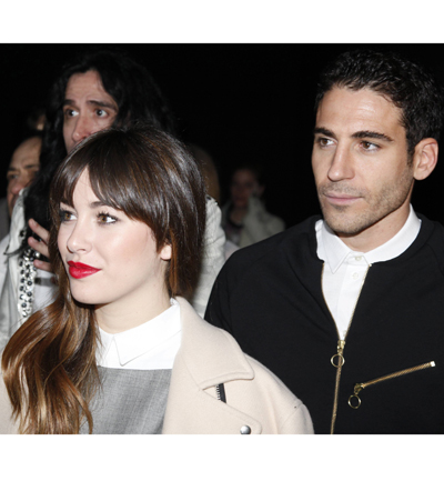 El front row de Madrid Fashion Week