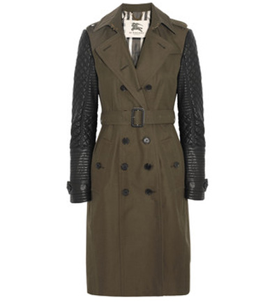 Dress code: trench - Burberry