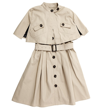 Dress code: trench - Topshop