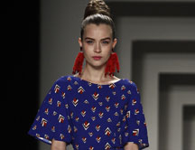 Mercedes-Benz Fashion Week NY: Carolina Herrera 2014-2015