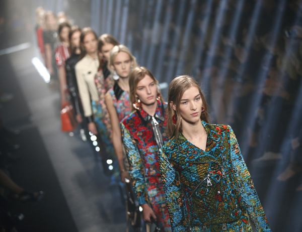 Louis Vuitton: primavera/verano 2015
